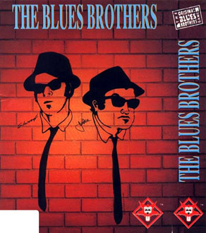 Portada de la descarga de The Blues Brothers