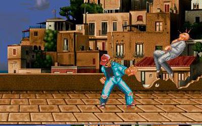 Pantallazo del juego online Body Blows (PC)