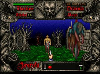 Imagen de la descarga de Bram Stoker's Dracula