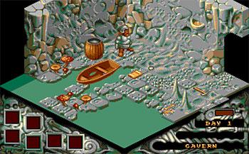 Pantallazo del juego online Cadaver (PC)