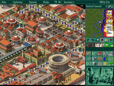 Pantallazo del juego online Caesar II (PC)