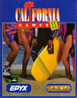 Portada de la descarga de California Games II