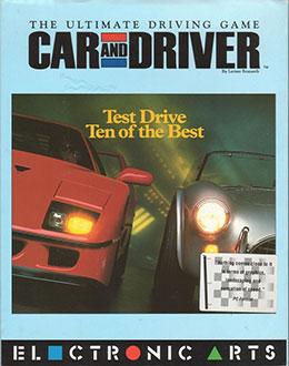 Portada de la descarga de Car & Driver