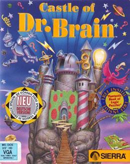 Portada de la descarga de Castillo del Dr Brain