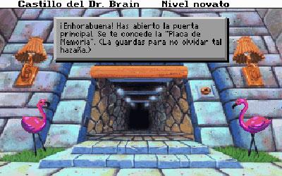 Imagen de la descarga de Castillo del Dr Brain