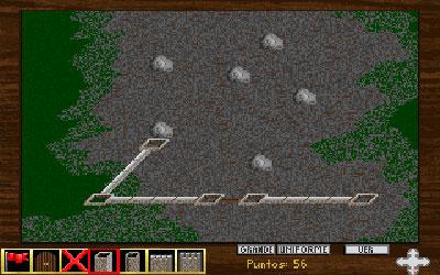 Pantallazo del juego online Castles II - Siege & Conquest (PC)