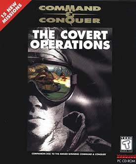 Juego online Command & Conquer: The Covert Operations (PC)