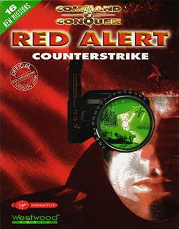 Juego online Command & Conquer: Red Alert - Counterstrike (PC)