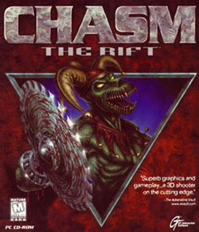 Portada de la descarga de Chasm: The Rift