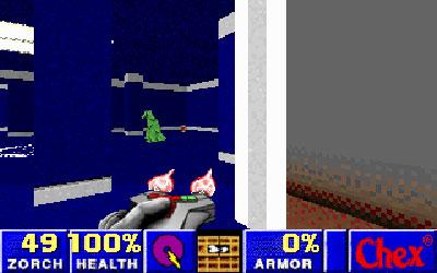 Imagen de la descarga de Chex Quest