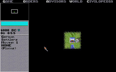 Pantallazo del juego online Sid Meier's Civilization (PC)