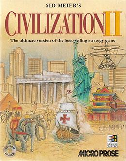 Juego online Sid Meier's Civilization II (PC)