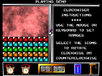 Imagen de la descarga de Clockwiser