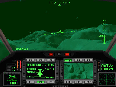 Pantallazo del juego online Comanche - Maximum Overkill (PC)