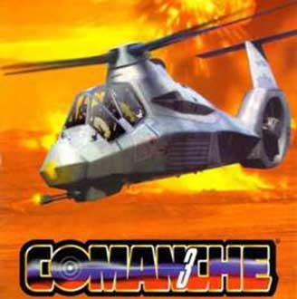 Juego online Comanche 3 (PC)