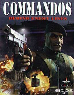Portada de la descarga de Commandos: Behind Enemy Lines