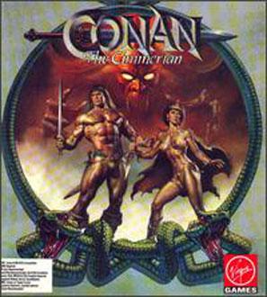 Portada de la descarga de Conan The Cimmerian