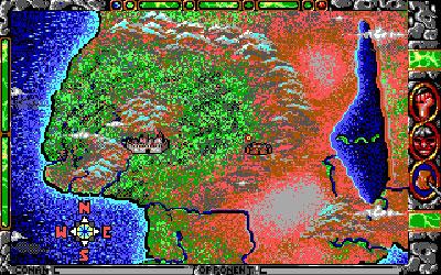 Pantallazo del juego online Conan The Cimmerian (PC)