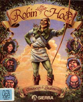 Juego online Conquests Of The Longbow: The legend of Robin Hood (PC)