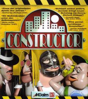Carátula del juego Constructor (PC)