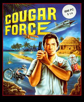 Carátula del juego Cougar Force (PC)