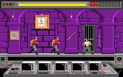 Pantallazo del juego online Cougar Force (PC)