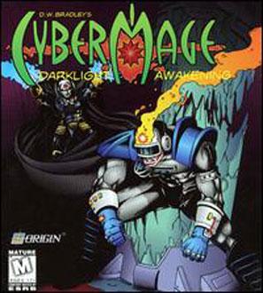 Portada de la descarga de CyberMage: Darklight Awakening
