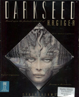 Carátula del juego Darkseed (PC)
