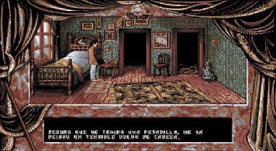 Pantallazo del juego online Darkseed (PC)