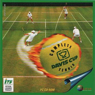 Juego online Davis Cup Complete Tennis (PC)