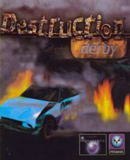 Carátula del juego Destruction Derby (PC)