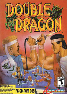 Carátula del juego Double Dragon (PC)