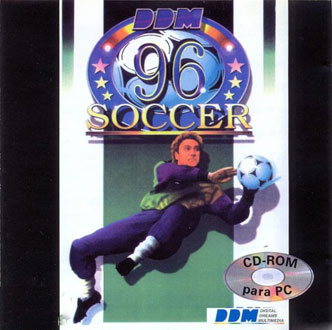 Carátula del juego DDM Soccer '96 (PC)