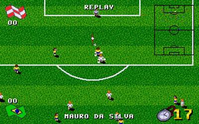 Imagen de la descarga de DDM Soccer '96