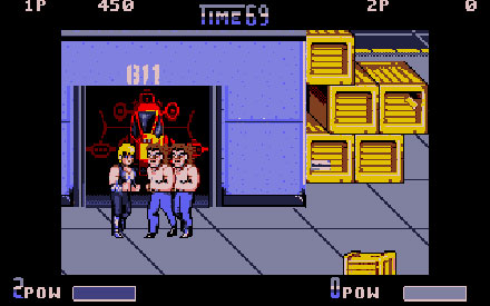 Imagen de la descarga de Double Dragon 2: The Revenge