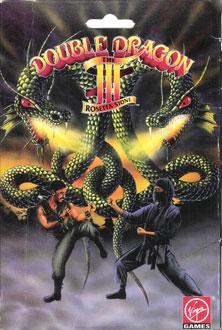 Carátula del juego Double Dragon III The Rosetta Stone (PC)