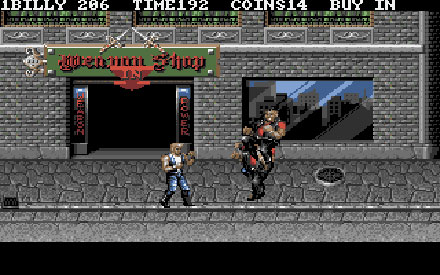 Imagen de la descarga de Double Dragon III: The Rosetta Stone