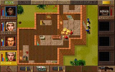 Imagen de la descarga de Jagged Alliance: Deadly Games