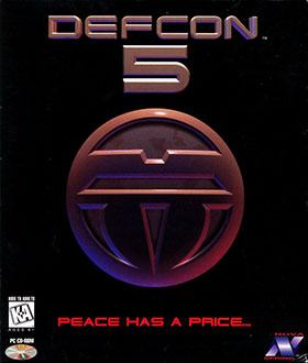 Portada de la descarga de Defcon 5