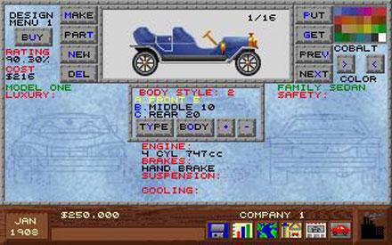 Pantallazo del juego online Detroit (PC)