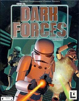 Carátula del juego Star Wars Dark Forces (PC)