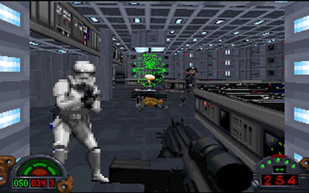 Imagen de la descarga de Star Wars: Dark Forces