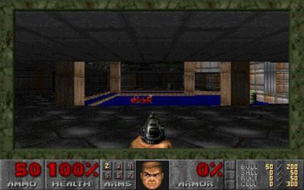 Imagen de la descarga de Doom