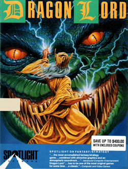 Carátula del juego Dragon Lord (PC)