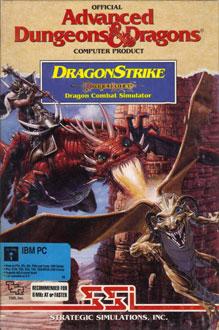 Carátula del juego Advanced Dungeons & Dragons - DragonStrike (PC)