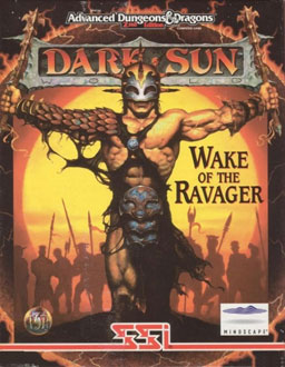 Carátula del juego Dark Sun - Wake of the Ravager (PC)