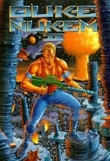 Portada de la descarga de Duke Nukum – Episode Two – Mission Moonbase