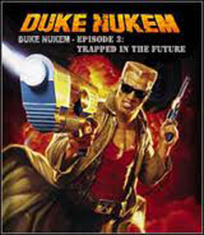 Portada de la descarga de Duke Nukum : Episode Three: Trapped in the Future