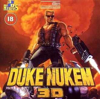 Carátula del juego Duke Nukem 3D (PC)
