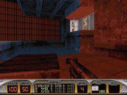 Pantallazo del juego online Duke Nukem 3D (PC)